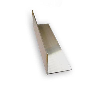 Hoeklijn aluminium