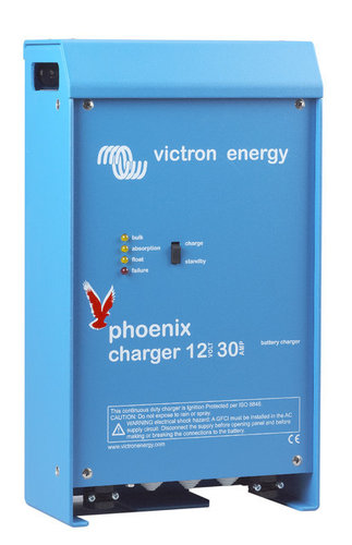 Victron Energy Phoenix Charger 12/50 (2+1)