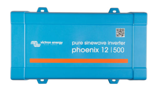 Victron Energy omvormer 24V 500Watt VE direct