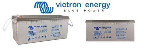 Victron AGM Super Cycle accu 12V 100Ah